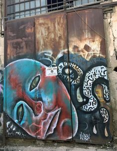 Faces in Tel Aviv Public Spaces: Street Art by Untay, Dioz and more