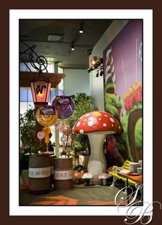 Willy Wonka party ideas