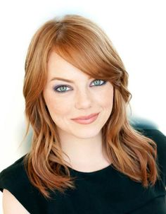 her eyes look so beautiful with this color! a nice match for green and blue eyes....