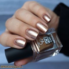 GOLDEN ROSE ICE CHIC NR 63 | ZŁOTKO