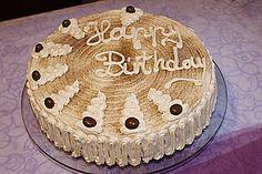 Mokka - Buttercreme - Torte (Rezept mit Bild) von cremehase | Chefkoch.de
