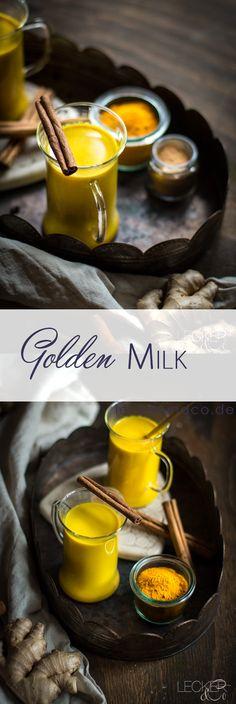 Golden Milk | Tumeric Latte