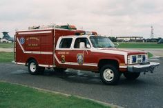 GMC P-10 Rescue Truck ★。☆。JpM ENTERTAINMENT ☆。★。