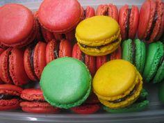 Macarons chocolat, Recette de Macarons chocolat par Ofelaye c. - Food Reporter