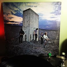 Who's Next? #nowspinning The Who's album that has that Teenage Wasteland song on it. My birthday was yesterday and I forgot to post this(so was Roger Daltrey's:). #thewho #petetownshend #rogerdaltrey #keithmoon #johnentwistle #thekidsareallright #whosnext #vinyl #vinylclub #vinylgram #vinyllove #vinylporn #vinylcollection #vinyljunkie #vinyligclub #vinylmation #onmyturntable #vinylrecords #pissonit #music #babaoriley by guaropedro