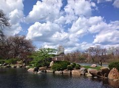 The Garden of the Phoenix, Wooded Island, Chicago