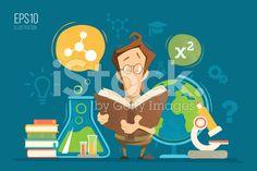 Education illustration royalty-free stock vector art