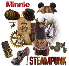 Steampunk Kids, Steampunk Wedding, Steampunk Costume, Steampunk Clothing, Steampunk Fashion, Steampunk Outfits, Disney Character Outfits, Disney Inspired Outfits, Disney Outfits