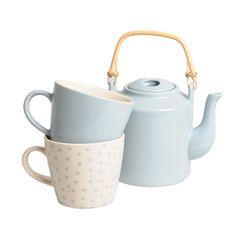 #teapot #mug | Dille & Kamille