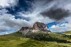Furious sky Sassolungo Dolomites  Landscapes photo by EuropeTrotter http://rarme.com/?F9gZi