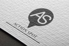 Action Spot Logo by FaxterD