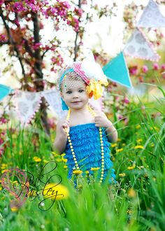 turquoise pettiromper $38.00                                                                   #kids, #girls