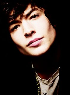 Ezra Miller. the love of my life.