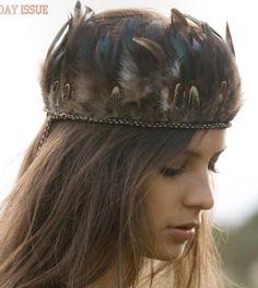 headdress …