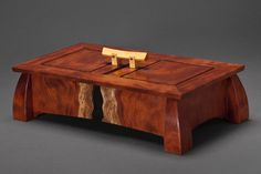 Bubinga box by Steve Altman