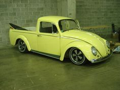 VW beetle pickup