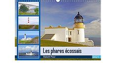Les phares écossais (Calendrier mural 2021 DIN A3 horizontal): Mansions, House Styles, Home Decor, Monthly Calender, Lighthouses, Stationery Set, Decoration Home, Manor Houses, Room Decor