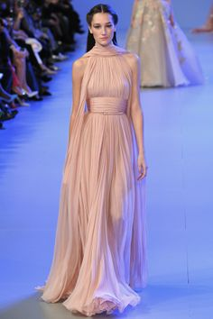 Fashion Friday: Elie Saab Haute Couture Spring 2015