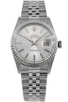 Rolex Vintage 1979 Stainless Steel Datejust Mens Automatic Watch 1603/0