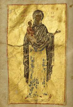 Byzantine Icons, Byzantine Art, Catholic Pictures, Orthodox Icons, Medieval Art, Sacred Art, Illuminated Manuscript, Ancient Art, Vintage World Maps