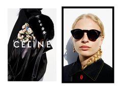 Céline's fall 2015 campaign. Photo: Juergen Teller.
