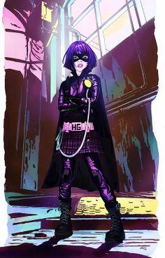 Kickass - Hit-Girl