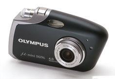 Olympus mju mini Digital S