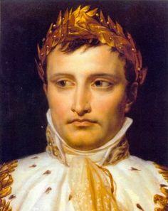 Portrait of Napoleon by Jacques Louis David