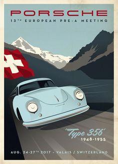 #Porsche 356 ♥