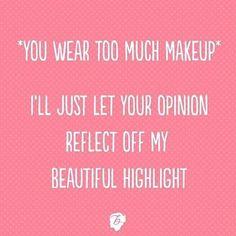 Shop and Save up to on Makeup Brushes and Cosmetics at www. Makeup Is Life, How To Do Makeup, I Love Makeup, Cute Makeup, Makeup Humor, Makeup Quotes, Beauty Quotes, My Makeup Brush Set, Makeup Haul
