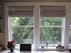 DIY:+Roman+Shades+From+Mini-Blinds