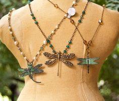 Gallery - Newly Added Items - Principessa Jewels - Handmade Repurposed Vintage Jewelry