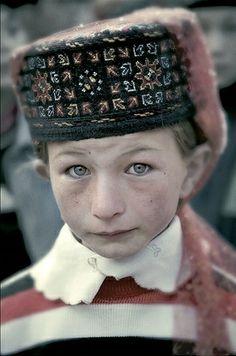 Tajik girl, Xinjiang, western China