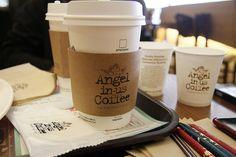 Angel in Us Coffee by ibyangbabe, via Flickr