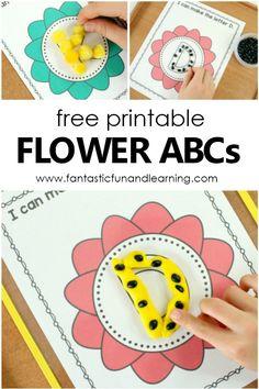 423 Best Flower Activities images   Flower crafts, Crafts ...
