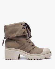 Marc By Marc Jacobs Heavy Canvas Fold Down Boot | LuckyShops