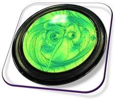 5 ml  UV Exclusiv Farbgel Metallic Fresh Green / Türkis Gel Nr.839