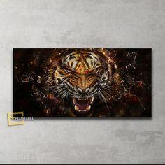 Kaplan Özel Tasarım İllüstrasyon Panoramik Kanvas Tablo 39,00 TL ve ücretsiz kargo ile n11.com'da! Plustablo Kanvas Tablo fiyatı Dekorasyon