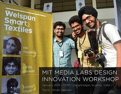 """Check out new work on my @Behance portfolio: """"MIT Media Labs Design Innovation Workshop 2015"""" http://be.net/gallery/57098397/MIT-Media-Labs-Design-Innovation-Workshop-2015"""