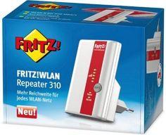 AVM FRITZ!WLAN Repeater 310 (300 Mbit/s, WPS)