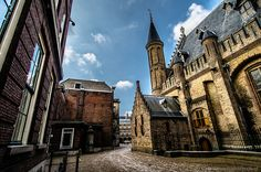 Het Binnenhof (from a different point of view …)