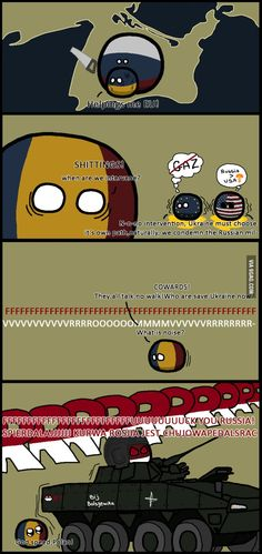 Polandball bravely strikes!