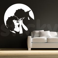 - Canvas Prints, Wall stickers, Wall murals, Home decoration and Types Of Music, Wall Sticker, Singer, Artist, People, Gifts, Stuff To Buy, Home Decor, Homemade Home Decor