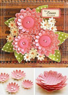 Decoration flower.