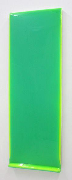Cathy Choi acrylic, pigment, glue, resin on canvas 2015 B1501