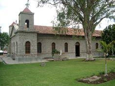 La iglesia de SAnta Ana, mi pueblo natal