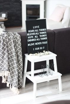 Love never fails #loveneverfails #god #godquotes #ikea #letterboard #letterbord