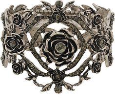 Forever 21 Spring Rhinestone Bracelet