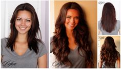 Luxy Hair Extensions - Easy to use clipin affordable extensions with tons of YouTube tutorials