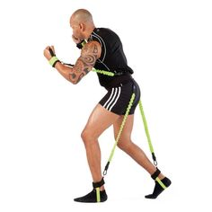 Resistance Band Ab Workout, Boxing Workout, Workout Gear, Leg Workouts For Men, Fun Workouts, Karate, Boxe Fitness, Neck And Shoulder Exercises, Body Training
